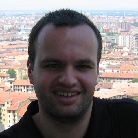 Gabriel Schwardy; projektový manažer, webový developer