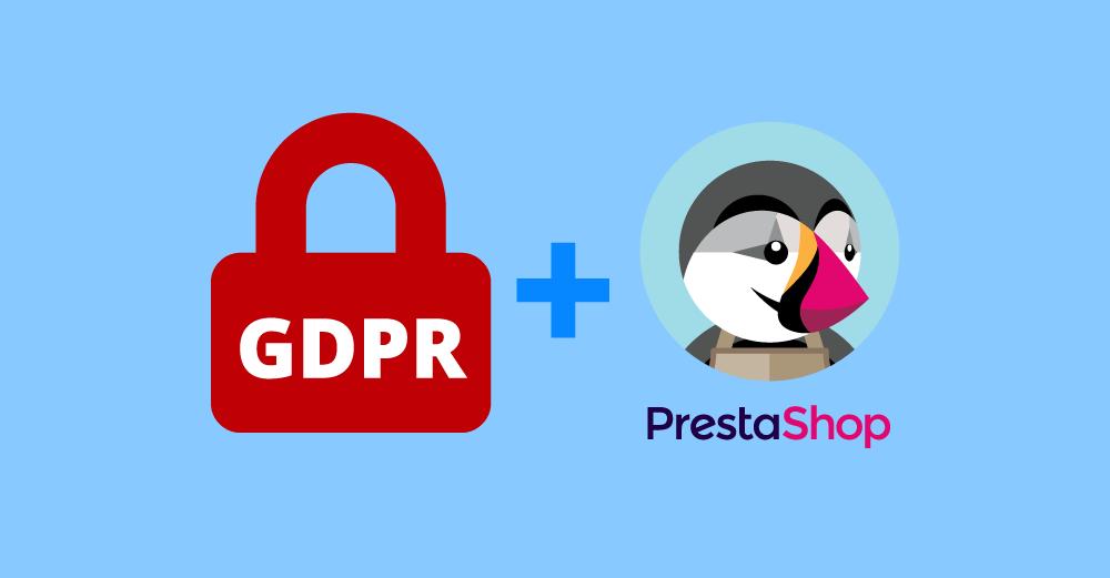 Obrázok: Modul GDPR pre PrestaShop 1.6 a 1.7