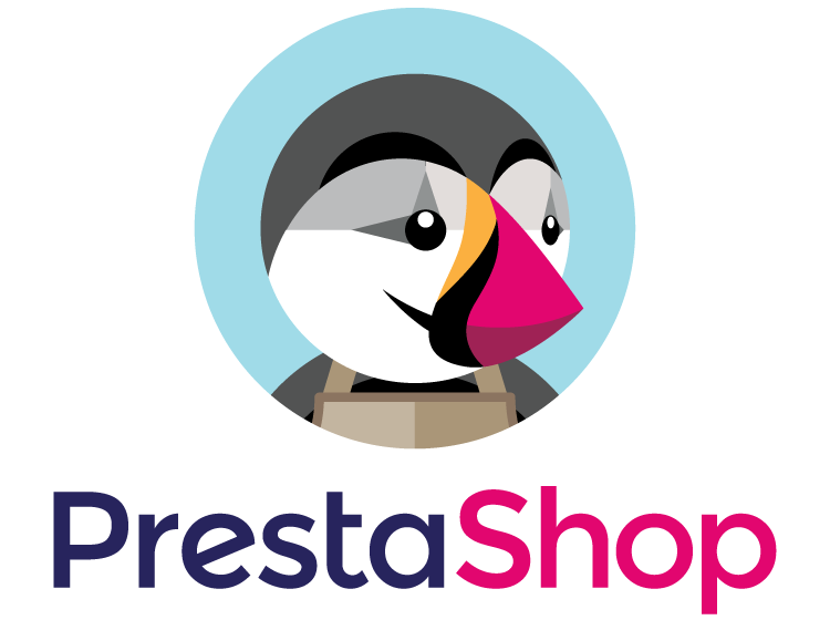 PrestaShop logo - Preston