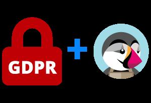 Modul naplňujúci Všeobecné nariadenie o ochrane údajov (GDPR) v PrestaShope.
