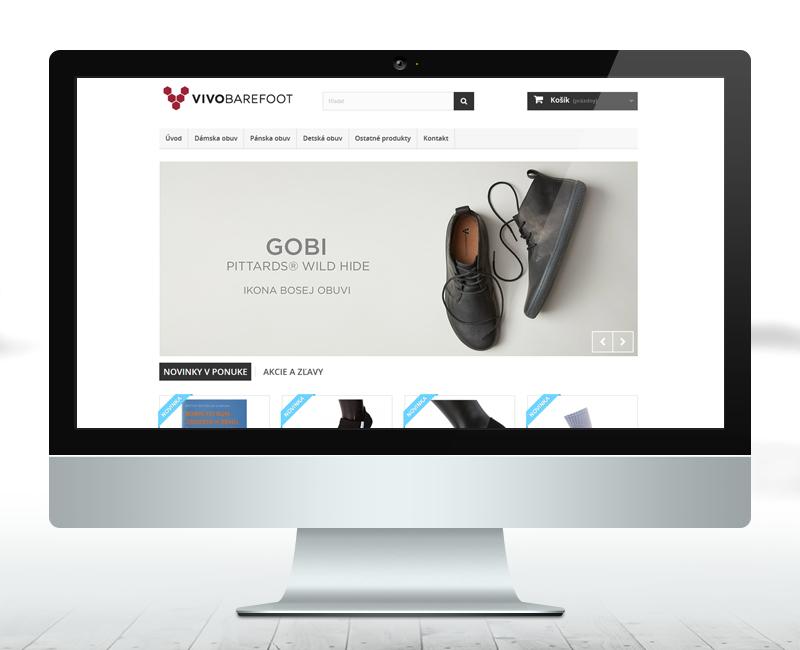 barefoot.sk - e-shop predajcu obuvy.