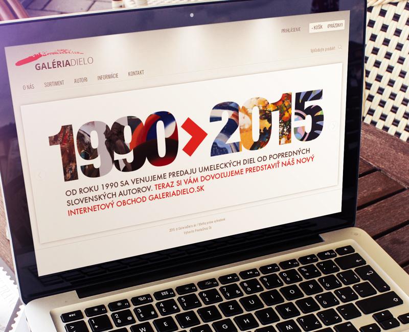 galeriadielo.sk - e-shop pre predaj autorských umeleckých diel