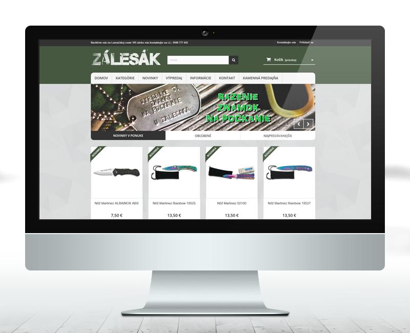 naprezitie.sk - e-shop predajcu športového, poľovného a outdoorového tovaru.