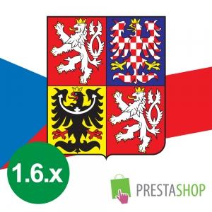 Čeština pre PrestaShop