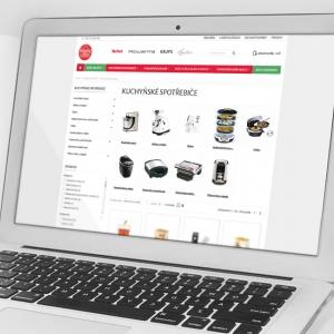 homeandcook.cz - e-shop popredného predajcu kuchynského vybavenia a prístrojov.