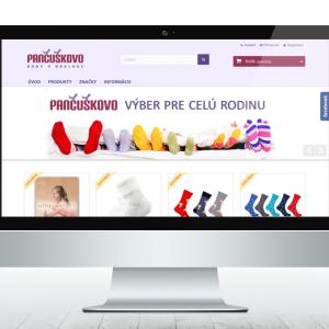 pancuskovo.sk - e-shop predajcu pančuchového a ponožkového tovaru.