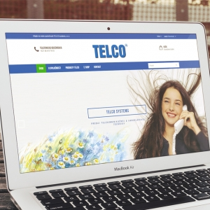 telco.sk - e-shop slovenského výrobcu telefónov