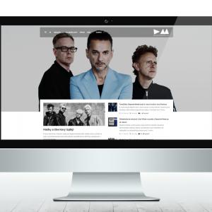 depechemode.sk - hudobný fanúšikovský web.
